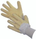 96-5416  - NATURAL LATEX COATED  CHEMICAL RESISTANT GLOVES