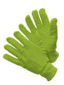 60-9920-G - NEON GREEN HOTMILL COTTON HOT-MILL