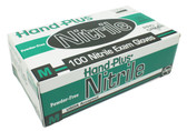 43-40MN-PU  - DISPOSABLE MEDICAL PURPLE NITRILE  DISPOSABLE GLOVES - NITRILE