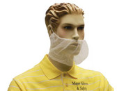 00-0820  - BEARD COVERS - NYLON NET  DISPOSABLE WEAR