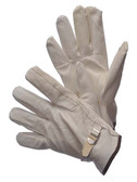 32-1393P  -  GOAT SKIN DRIVER GLOVES  WITH RED JERSEY LINING LEATHER DRIVER