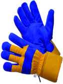 30-5800P-YBU  - THERMO LINED SPLIT COWHIDE GLOVES LEATHER PALM