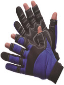 33-6003  - MECHANIC GLOVES SYNTHETIC LEATHER  - FINGERLESS  MECHANICAL GLOVES