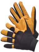 33-7001  - MECHANIC GLOVES - DEER SKIN MECHANICAL GLOVES