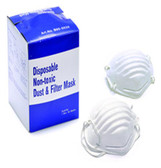 90-5020  -  NUISANCE DUST MASK  - SINGLE STRAP RESPIRATORS