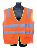 98-2900-O - ORANGE CLASS II VEST SAFETY VEST