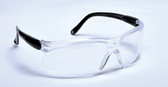99-T8100-C - CLEAR LENS SAFETY GLASSES -HURRICANE