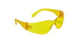 99-T8200-A - AMBER LENS SAFETY GLASSES -STORM