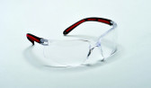 99-T8400-C - CLEAR LENS SAFETY GLASSES -SPEED
