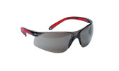 99-T8400-G - GREY LENS  SAFETY GLASSES -SPEED