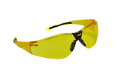 99-T8500-A - AMBER LENS  SAFETY GLASSES -VIPOR