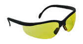 99-T8800-A - AMBER LENS  SAFETY GLASSES -WOLVERINE
