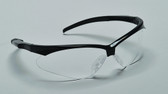 99-T8900-C - CLEAR LENS SAFETY GLASSES -TORPEDO