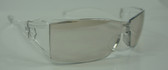 99-T9100-IO  - CLEAR LENS ( INDOOR / OUTDOOR ) SAFETY GLASSES -BLADE