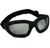 99-G8800-A - AMBER SAFETY GLASSES - CHALLENGER SAFETY