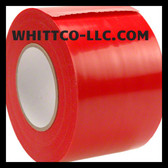 "Husky Yellow Guard Vapor Barrier Sealing Tape Red 4""x180' 9 mil PTYG-4180"