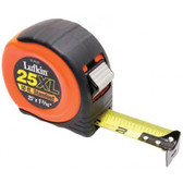 "TAPE 1 3/16"" X 25' ORANGE CASE ENGINEERS"