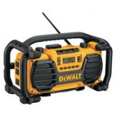 WORKSITE CHARGER/RADIO -DC012