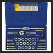 25941  IRWIN HANSON  41-PC. CARBON STEEL TAP& DIE SET  585-25941