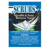 SCRUBS GRAFFITI/SPRY PNTREMOV TWLS 1/PK