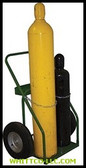 """CART WITH SC-11 WHEEL 21"""" CYLINDER CAPACITY