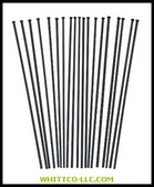 19-PC SET 3MM NEEDLES|N307|825-N307|WHITCO Industiral Supplies