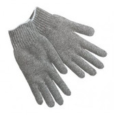 LARGE 100% COTTON HEAVYWEIGHT NATURAL STR. GLOVE