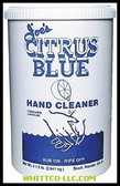 4.5 LB.CITRUS BLUE PLASTIC SELF DISPENSING CAN|P|407-501-P|WHITCO Industiral Supplies