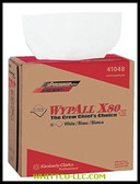 WYPALL X80 SCOTTCLOTH POPUP WHITE|41048|412-41048|WHITCO Industiral Supplies