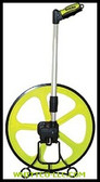 "19"" MEASURING WHEEL HI VIZ GREEN