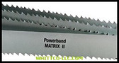 "BM18 POWERBAND MATRIX II- 44-7/8""L- 18 TPI
