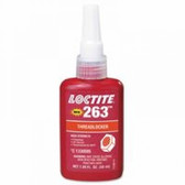 LOCTITE 263 THREADLOCKER50ML   Sold ONLY in the QUANTITY INCREMENTS  of  1 per & Packaged  10EA/Case