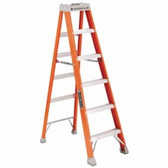 6' FIBERGLASS ADVENT STEP LADDER