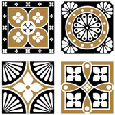 Arabic Custom Design Backsplash Tile