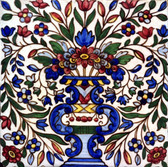 Tapestry Art Tile Persian Design