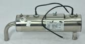 DM INDUSTRIES/VITA SPAS | VERTICAL LOW FLOW HEATER  4.0 KW, 240 VOLT | E2400-0127ETX