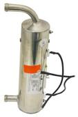 DM INDUSTRIES/VITA SPAS | VERTICAL LOW FLOW HEATER 4.5 KW, 240 VOLT | E2450-0127ETX
