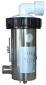 SUNBELT SPAS | VERTICAL LOW FLOW HEATER  5.5 KW, 240 VOLT | 26-00147
