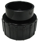 "JACUZZI | UNION, BLACK, 1 1/2"" SLIP 