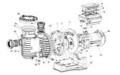 PENTAIR | MOTOR 3.2KW PMSW BLK | 357294S