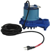 LITTLE GIANT | COMPLETE PUMP WITH 15' CORD MODEL 9EH-CIM | 509330