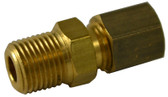 "TELEDYNE  | COMPRESSION FITTING,3/16"" TUBEx1/8"" NPT  