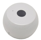 "HAYWARD | EYEBALL ONLY, 3/8"" OPENING,  WHITE 