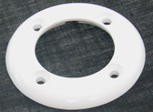CUSTOM MOLDED PRODUCTS | NON THREADED FACEPLATE, WHITE | 25545-000-000