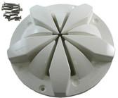 TRIODYNE   WHITE COVER WITH SCREWS   TSS-2800CS
