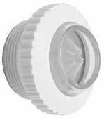 "ECO-BLUE | IBALL VELOCITY, VARIABLE SPEED EYEBALL, 1-1/2"" INSERT, WHITE  