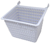 JACUZZI | WHITE BASKET ONLY - GENERIC | B-202