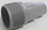 HERCULES/JACUZZI/ SPLASH PAK | HOSE ADAPTER, GREY | 1490276-R