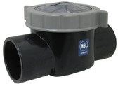 "WATERWAY | STRAIGHT VALVE 2"" SLIP X 2 1/2"" SPG 