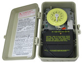 INTERMATIC | 24-HOUR, 120V SPST, W/ FIREMAN'S SWITCH | T101P201